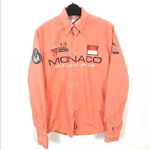 Mcgregor Limited Edition Monaco Shirt